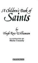 A Children s Book of Saints