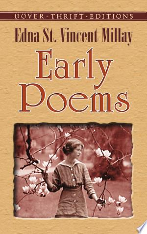 Download Early Poems Free Books - Read Books