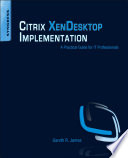 Citrix Xendesktop Implementation Book PDF