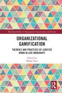 Organizational Gamification