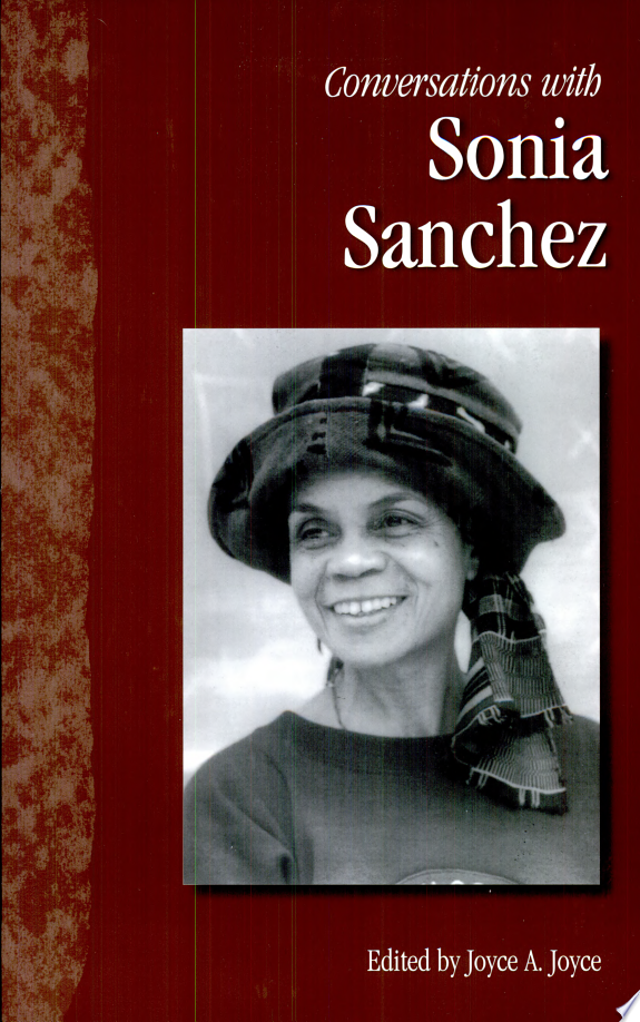 Conversations with Sonia Sanchez