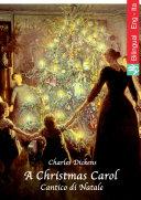A Christmas Carol (English Italian edition illustrated)