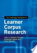 The Cambridge Handbook of Learner Corpus Research
