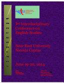 3rd Interdisciplinary Conference on English Studies: Proceedings