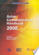 Asian Communication Handbook 2008