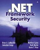 NET Framework Security