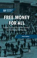 Free Money for All Pdf/ePub eBook