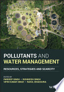 Pollutants and Water Management
