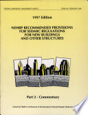 NEHRP Recommended Provisions for Seismic Regulations for New Buildings and Other Structures
