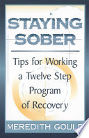 Staying Sober Book