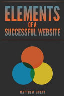 Elements of a Successful Website banner backdrop