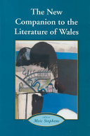 The New Companion to the Literature of Wales
