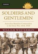 Soldiers and Gentlemen