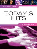 Really Easy Piano Today's Hits