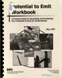 Potential to Emit Workbook