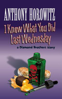 I Know What You Did Last Wednesday Book