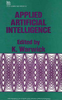 Applied Artificial Intelligence Book PDF