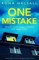 One Mistake [Pdf/ePub] eBook