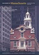 Buildings of Massachusetts Book