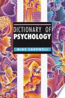 The Dictionary of Psychology
