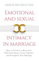 Emotional and Sexual Intimacy in Marriage Pdf/ePub eBook