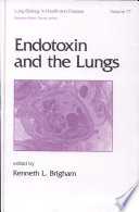 Read Online Endotoxin and the Lungs For Free