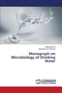 Monograph on Microbiology of Drinking Water Book