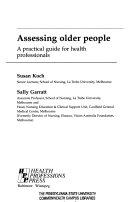 Assessing Older People Book PDF