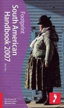 Footprint South American Handbook 2007