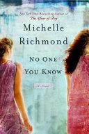 No One You Know [Pdf/ePub] eBook