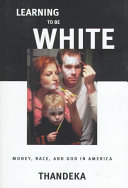 Learning to Be White Book