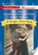 The Simply Scandalous Princess Book