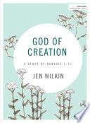 God of Creation - Bible Study Book