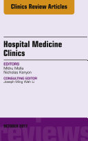 Volume 6, Issue 4, An Issue of Hospital Medicine Clinics, E-Book