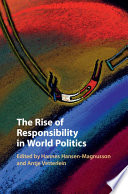 The Rise Of Responsibility In World Politics