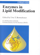 Enzymes in Lipid Modification
