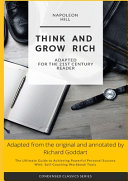 Think And Grow Rich By Napoleon Hill Book PDF