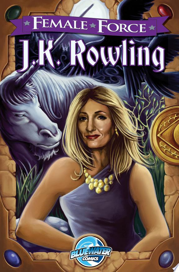 Female Force: J.K. Rowling
