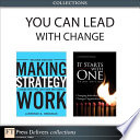 You Can Lead With Change  Collection