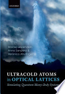 Ultracold Atoms In Optical Lattices Book PDF