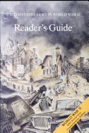United States Army in World War 2: Reader's guide