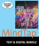 Social Psychology   Mindtap Psychology  1 Term   6 Months Access Card