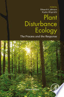 Plant Disturbance Ecology Book