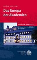 Das Europa der Akademien