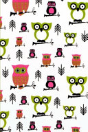 Owl Lovers Notebook