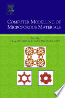 Computer Modelling Of Microporous Materials Book PDF