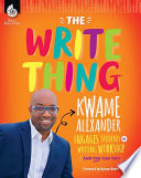 The Write Thing Kwame Alexander Engages Students In Writing Workshop PDF
