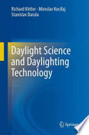 Daylight Science and Daylighting Technology Book