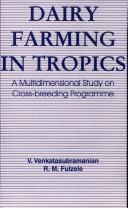 Dairy Farming in Tropics