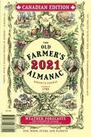 The Old Farmer s Almanac 2021 Canadian Edition Book